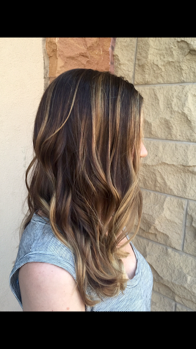 andre richard salon wavy hair