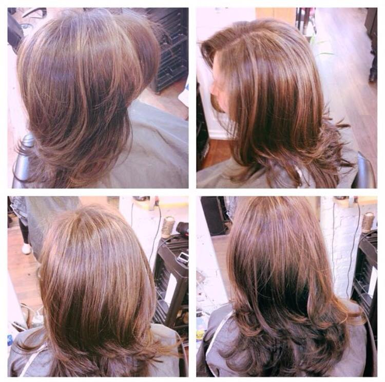 Keri Andre Richard Salon Balayage