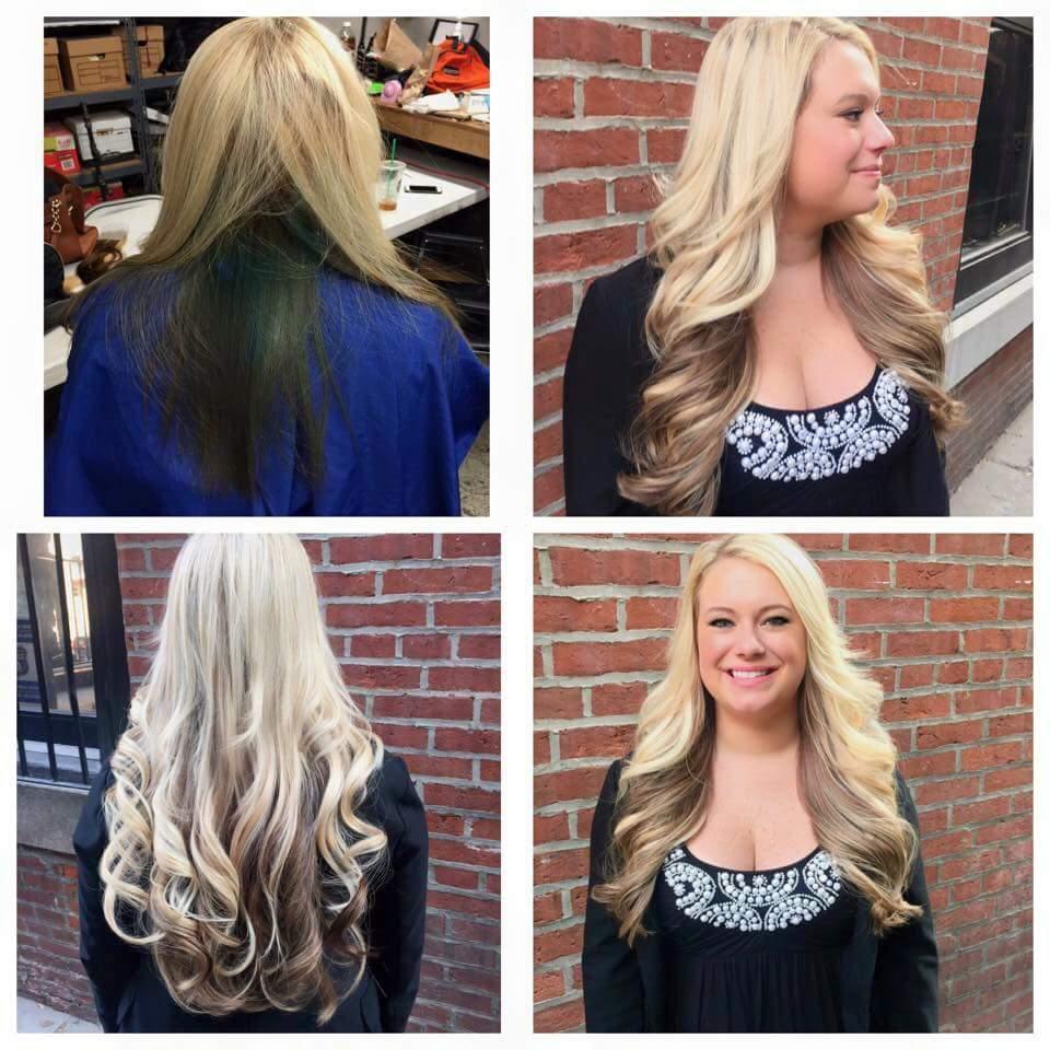Philadelphia Hair Salons And Hair Color Correction Andre Richard Salon