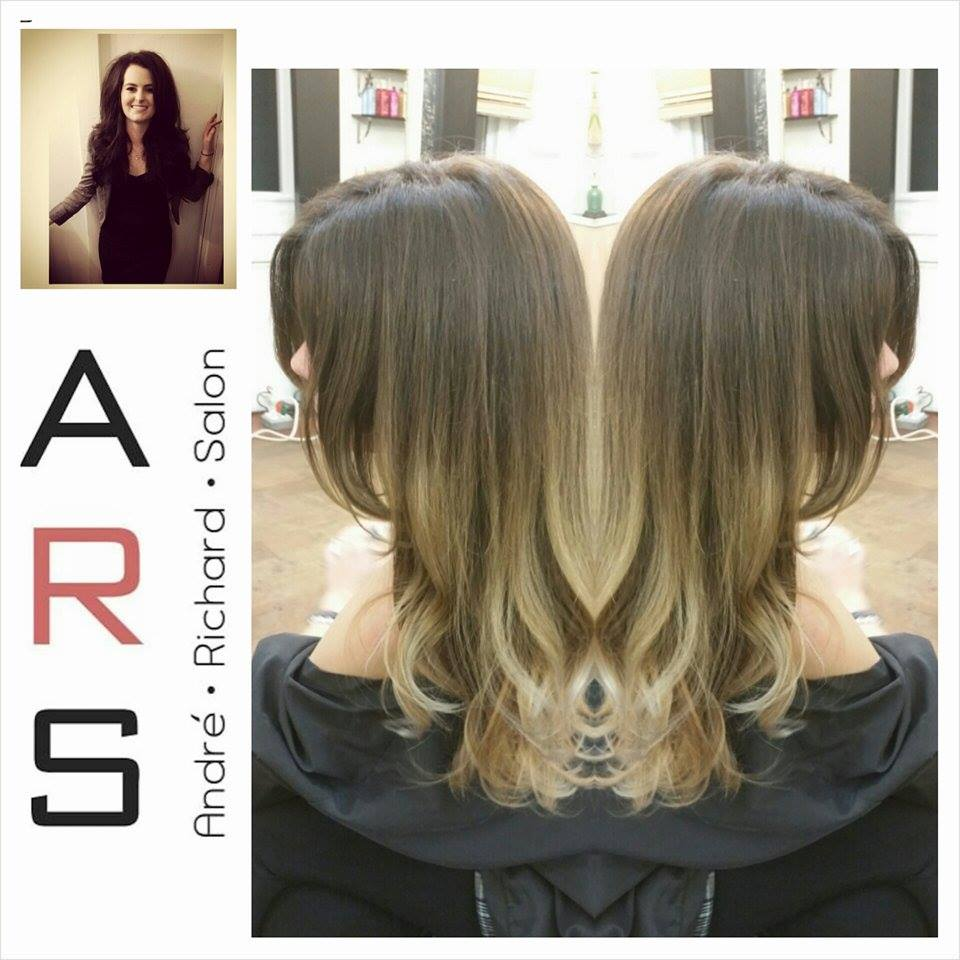 Philadelphia Salon Ombre Andre Richard Salon
