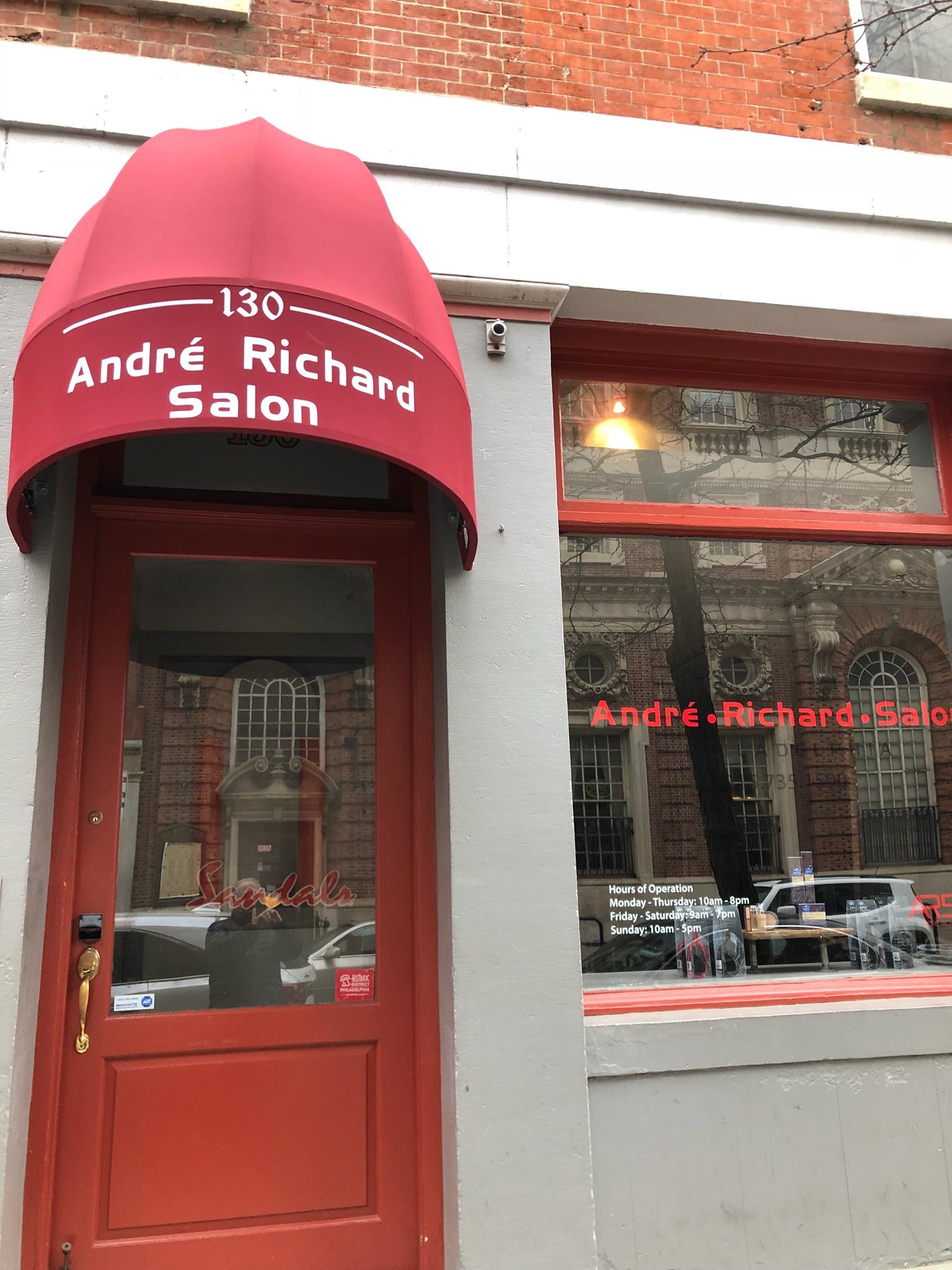 Best Hair Salon In Philadelphia Andre Richard Salon