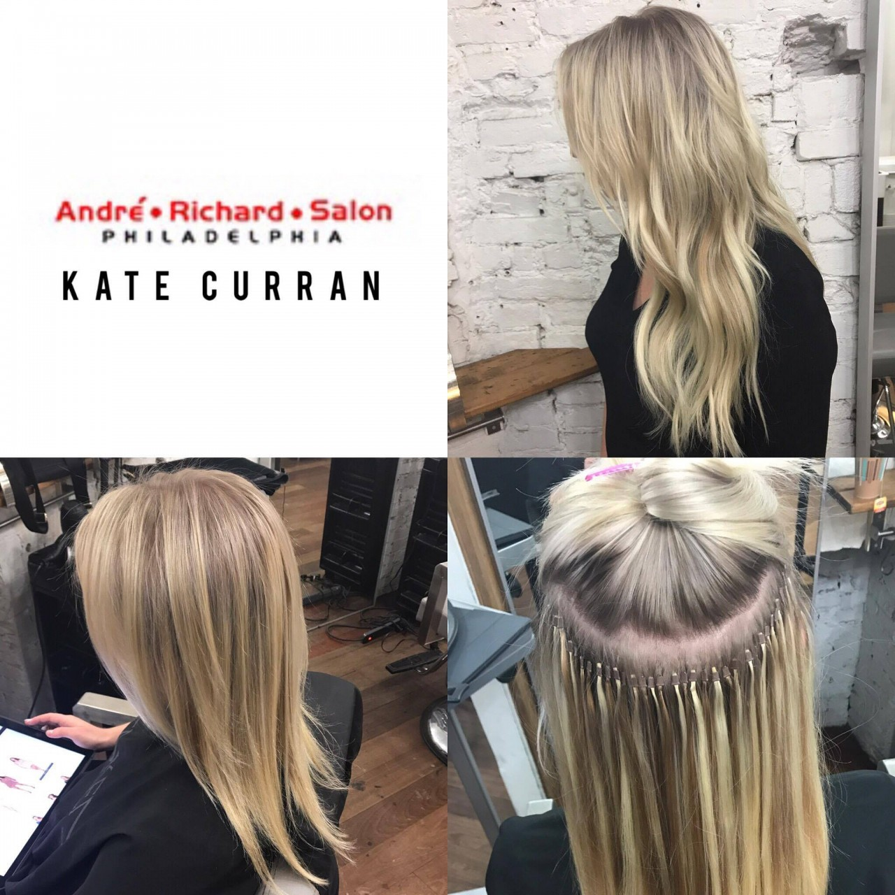andres hair salon I am a freelance stylist at sandra webb hair and beauty salon ad: 12 clapham park road clapham common sw47bb facebook| andree marie hair twitter.