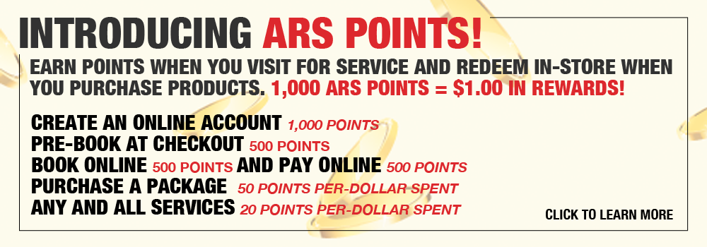 The New and Improved ARS Points