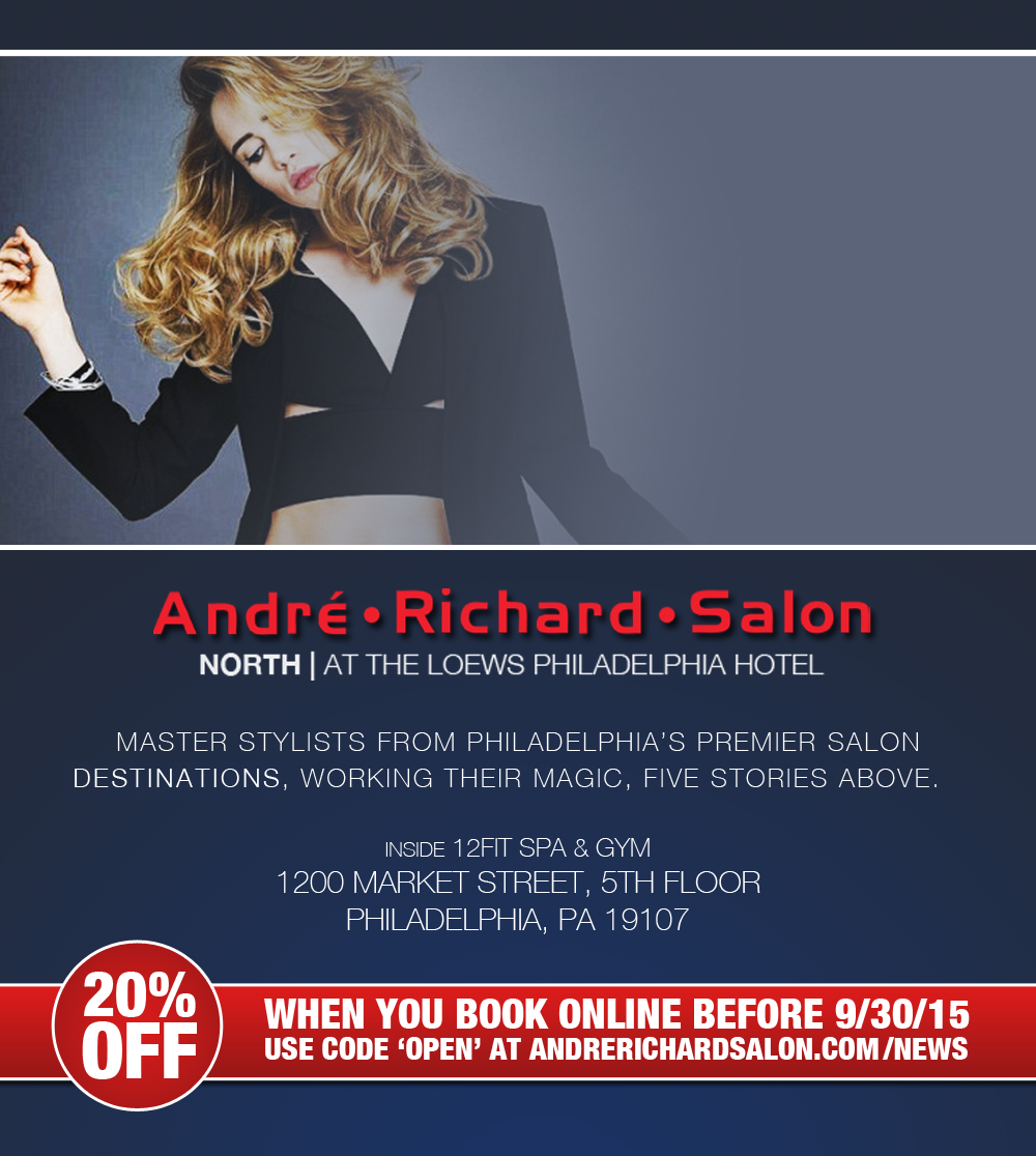 Introducing 'André Richard Salon North'