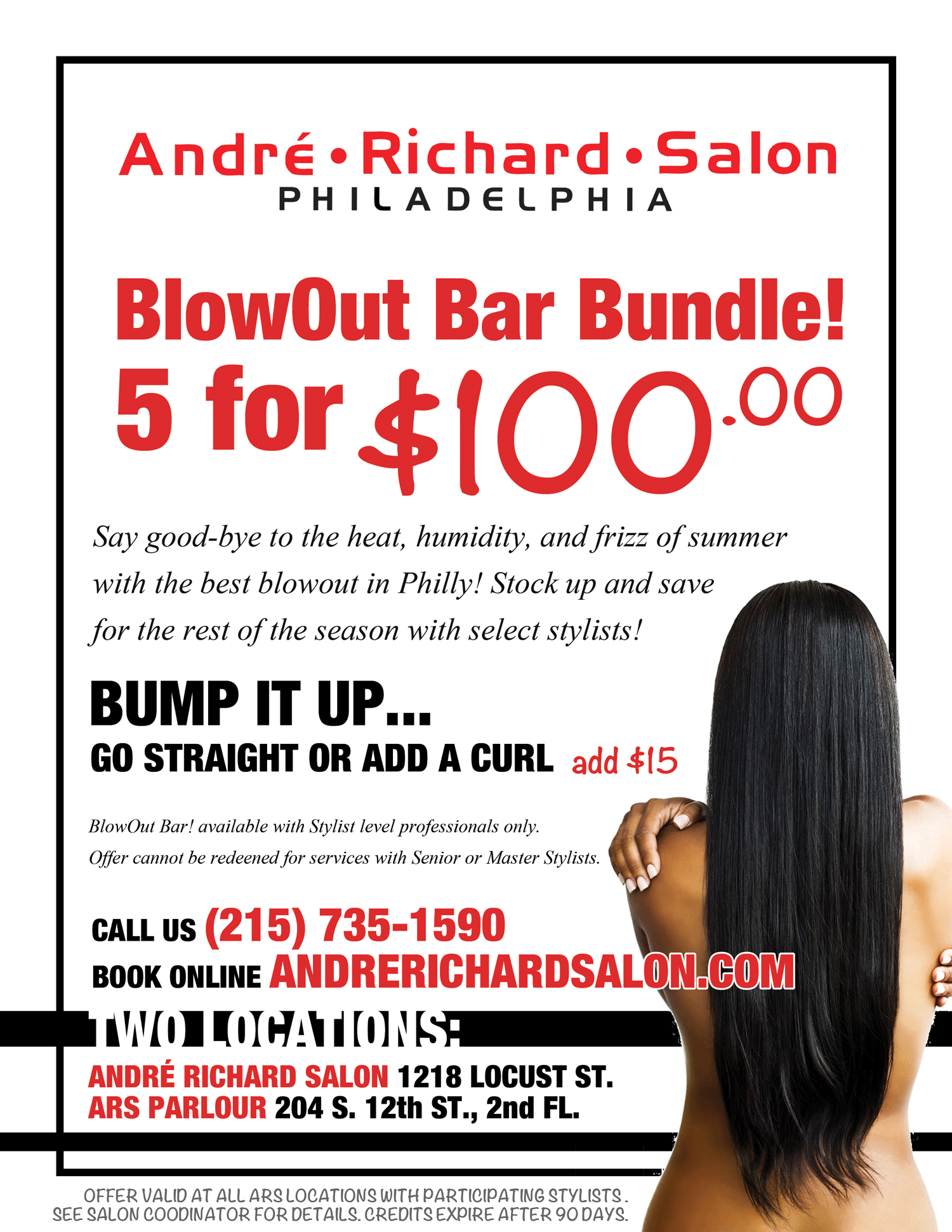 blowout bar series promo